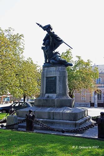 73 ALBERTVILLE - Monument aux Morts de 1870-1871