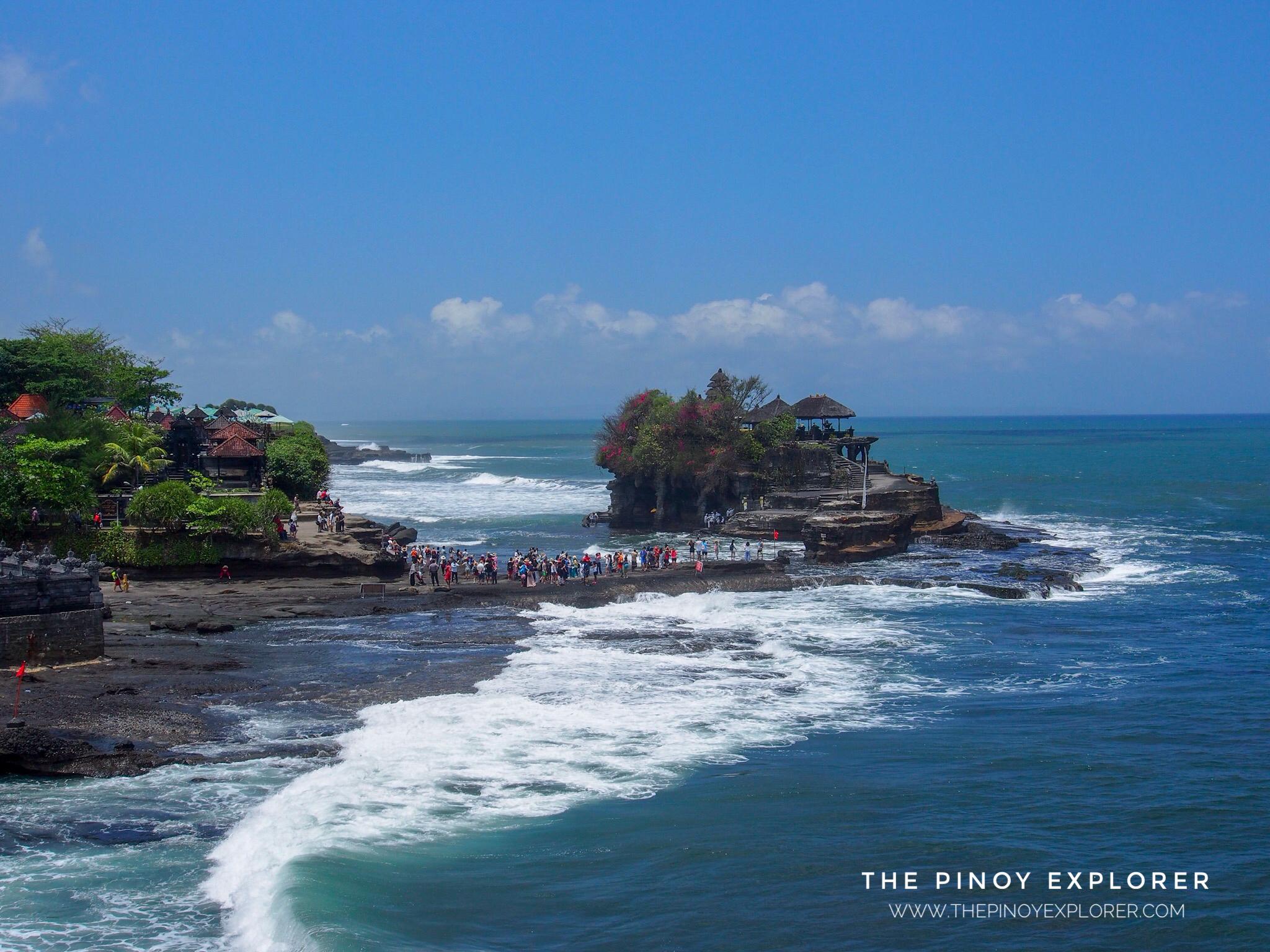 A glimpse of Bali