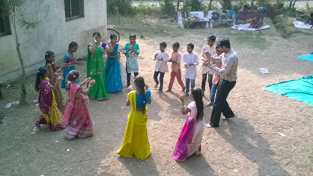 GAP at Vadodara, Gujarat - Dancing Session
