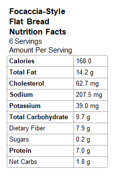 Image: Nutrition Facts