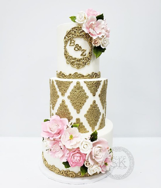 Cake by SK Confectionery