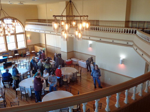Danes Hall open house
