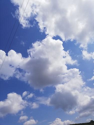 Nubes. Castilblanco de los Arroyos (Sevilla)