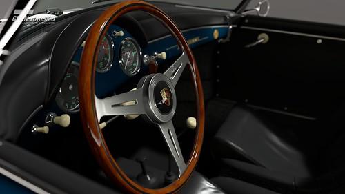Porsche 356 A/1500 GS GT Carrera Speedster '56 (N100)