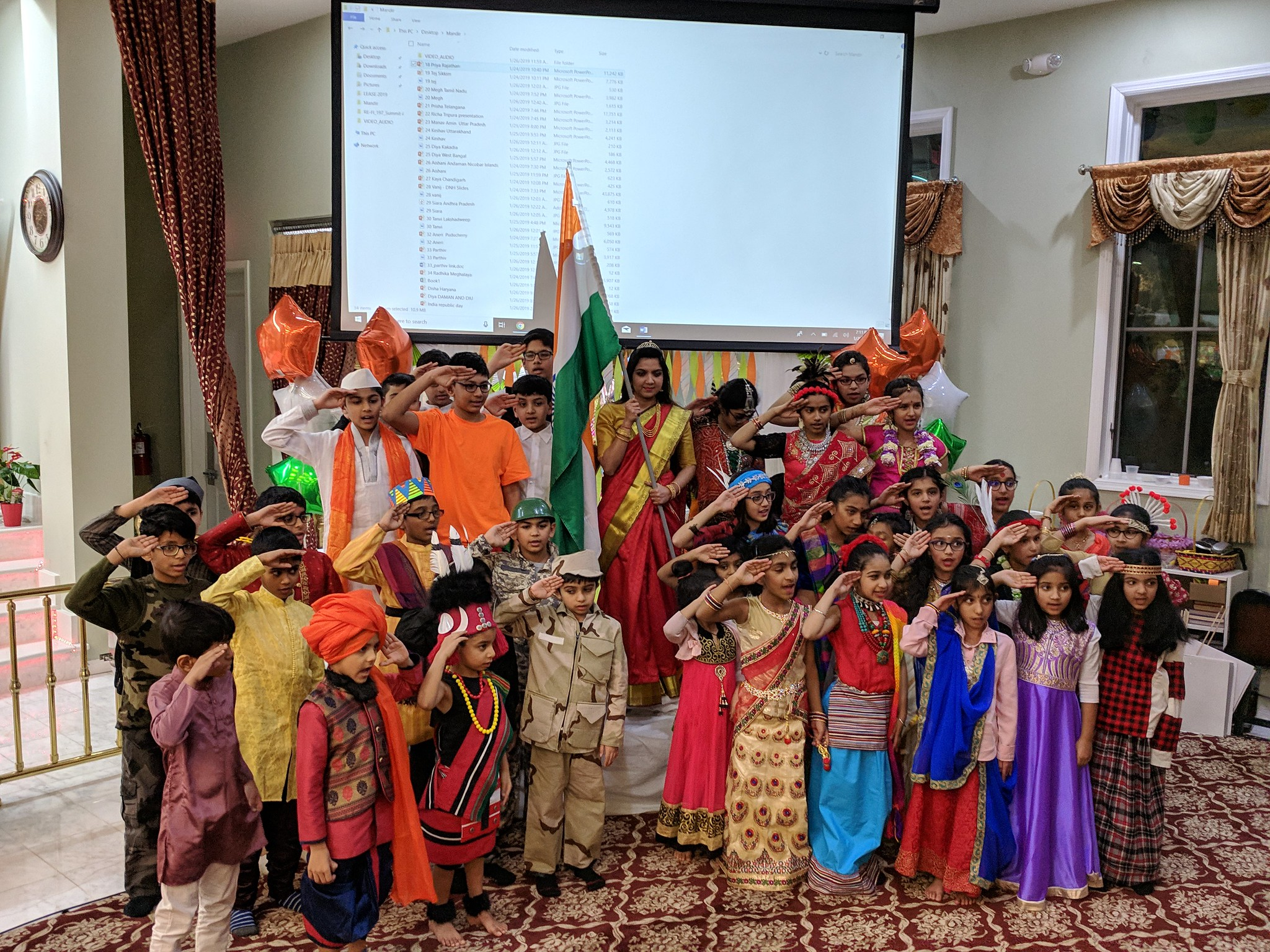 India Republic Day Celebrations - Parsippany, NJ