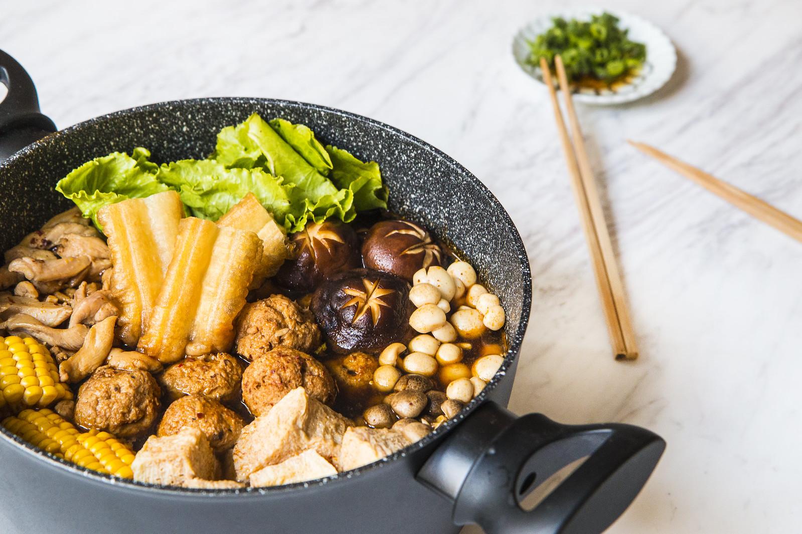 【magimix】肉類料理意喻「團團圓圓」,親手製作健康更安心