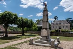 Prissac memorial - Photo of Luzeret
