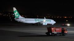 Transavia / Boeing 737-8K2 / PH-HZO