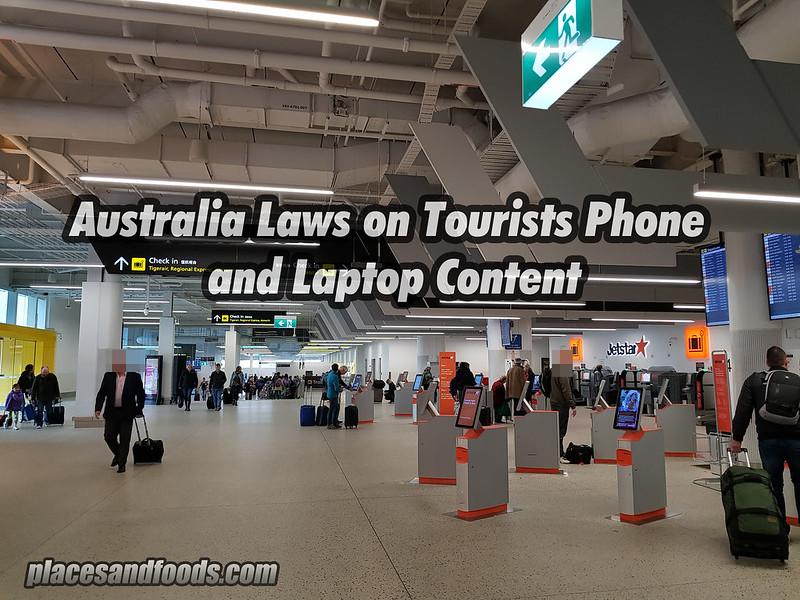 australia custom laws
