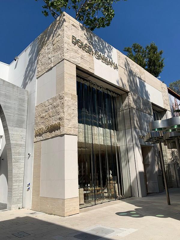 Dolce And Gabbana Miami Design District