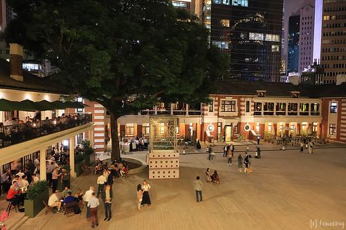 Tai Kwun at Night