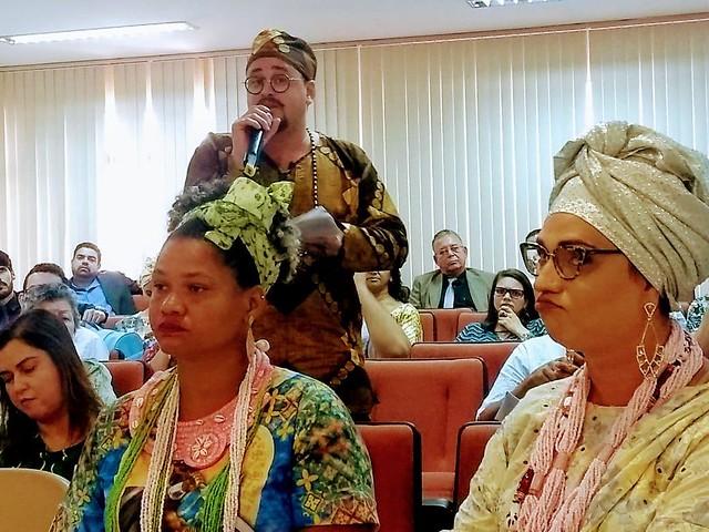 MPPE e sociedade debatem intolerância religiosa em Chã Grande