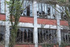 Vieille usine textile...