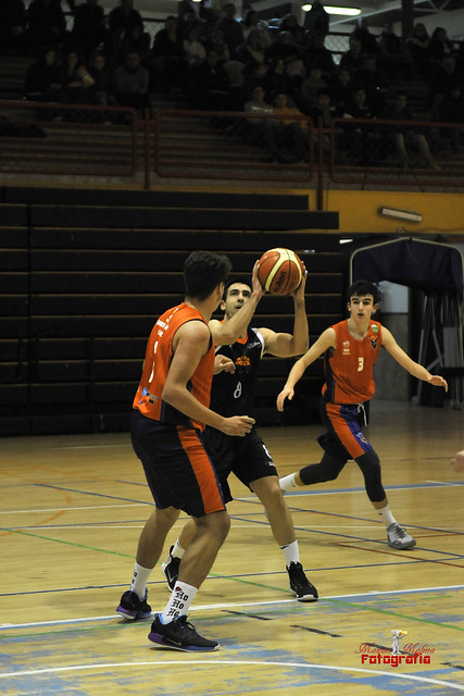18/19 - J8 - Pirron Sport Mérida - Sagrado Corazón