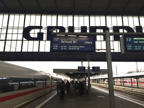 02 - ICE622 nach Dortmund