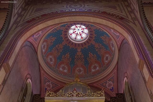 Grande Sinagoga di Budapest (Nagy zsinagóga)