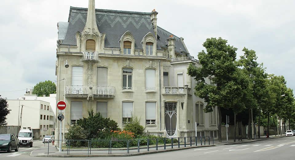 Nancy, Frankrijk: Art Nouveau bezienswaardigheden | Mooistestedentrips.nl
