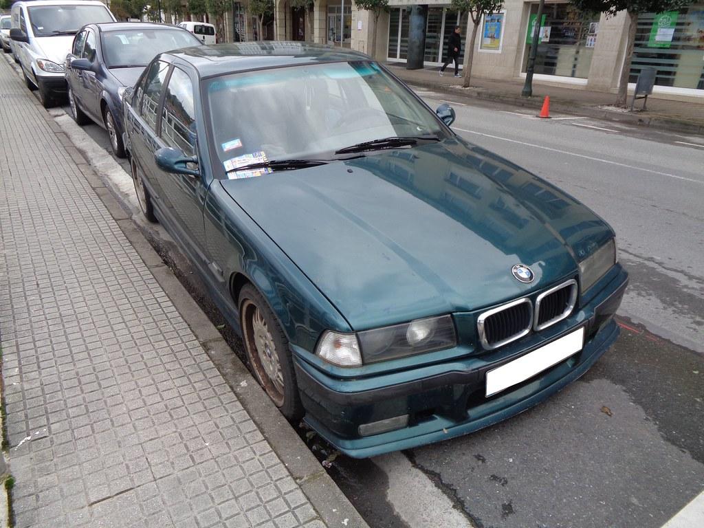 BMW M3 E36 4 PUERTAS