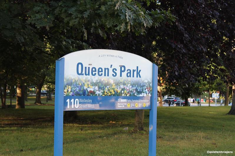 Toronto Queen's Park (2)
