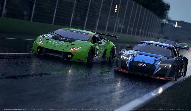 Assetto Corsa Competizione R6