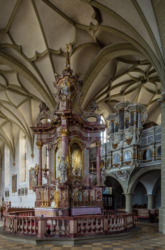 Wallfahrtskirche Maria im Sand (Dettelbach)