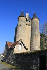 23 Jouillat - Château - Photo of Maisonnais-sur-Tardoire