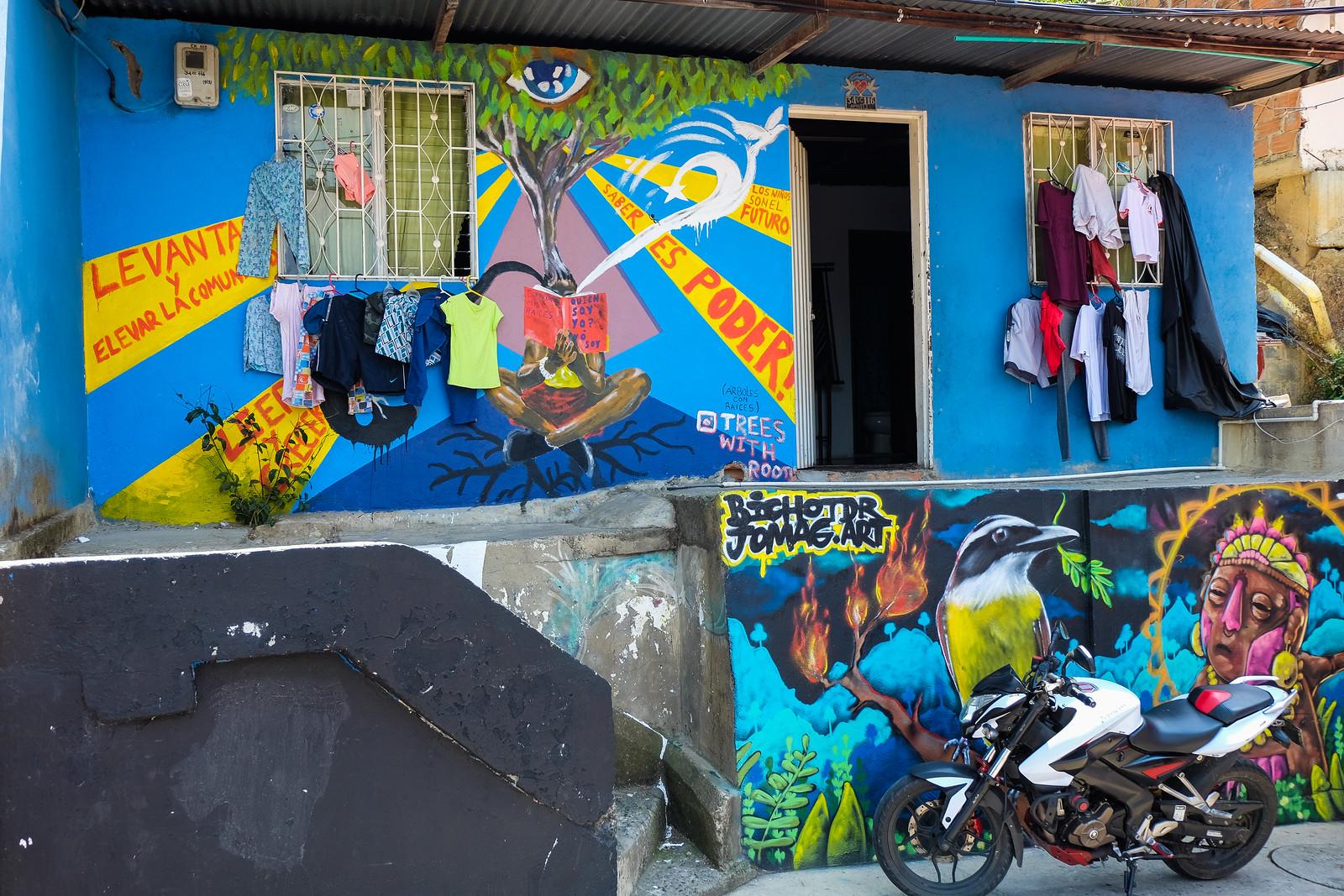 Communa 13 / Medellin, Colombia