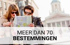 Tips over meer dan 70 leuke stedentrips | Mooistestedentrips.nl