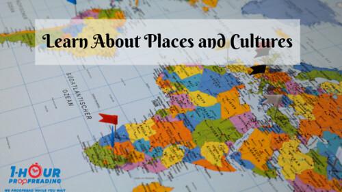 Places & Culture
