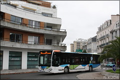 Mercedes-Benz Citaro - STRAN (Société des Transports en commun de l'Agglomération Nazairienne) n°464
