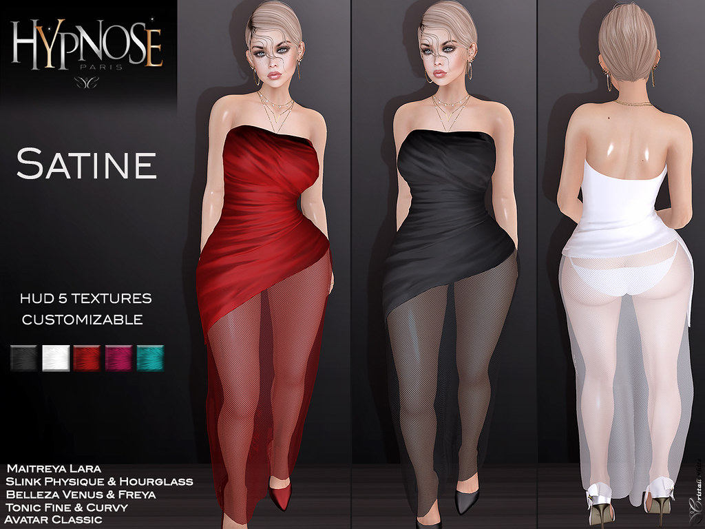HYPNOSE – SATINE FORMAL