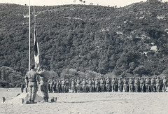 1963.03 ALGÉRIE - 404° GAAL - Ecole à feu