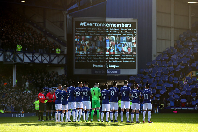 Everton v Leicester City