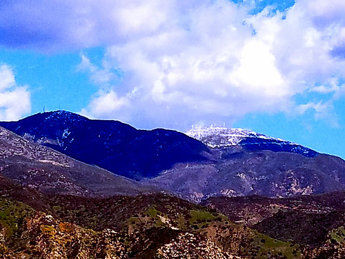 portolahills california photo digital winter thesaddleback santaanamountains clouds snowcappedmountains mountains santiagopeak foothills