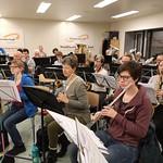 2019.01 1. Probe mit der Musikgesellschaft Stansstad
