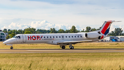 Embraer ERJ-145MP F-GVHD HOP!