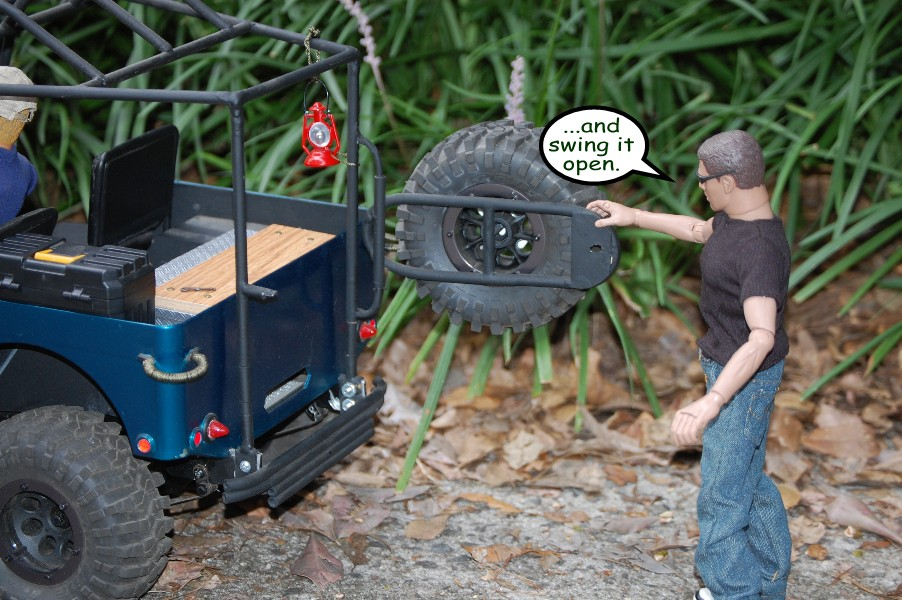 Building an RC sixth scale Jeep 46679389191_d5b5987535_o