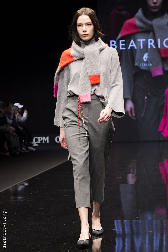 DISTRICT F — Collection Première Moscow AW19 — CPM Beatrice B zxc