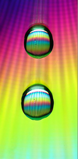 365 - Image 021 - Pick two - Iridescent Abstract...