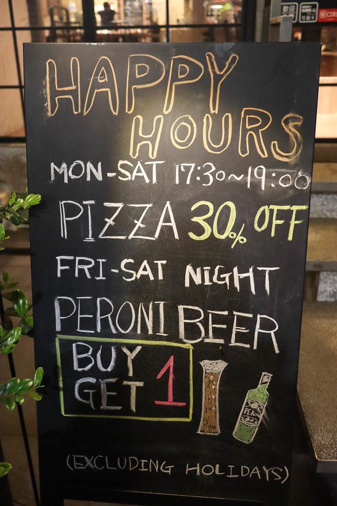 Pizza Persé 傳統式義大利披薩專賣店 (4)