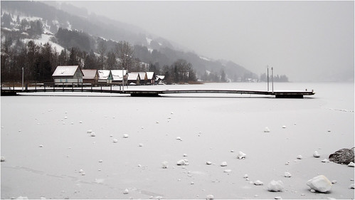 Winterimpression vom Großer Alpsee