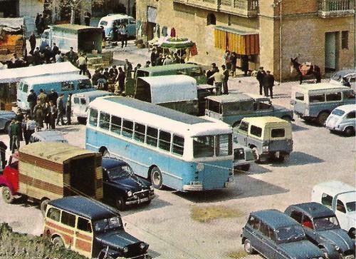 autobús Nazar empresa Ballús de Berga