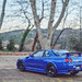 Otto Mobile Nissan Skyline Gt-r R34 Nismo Z-tune Spec Metallic Blue 1/18