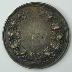 Mystery medal 2 reverse