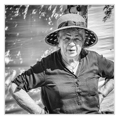 Market-woman - Photo of Nizas