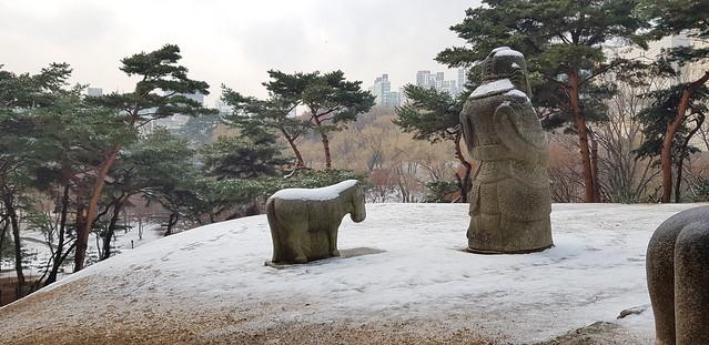 Seolleung Park, Seoul, Korea