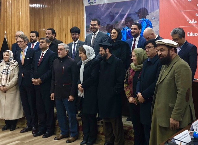 Afghanistan Multi-Year Programme Launch