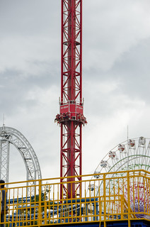 Photo 4 of 10 in the Fuji-Q Highland gallery
