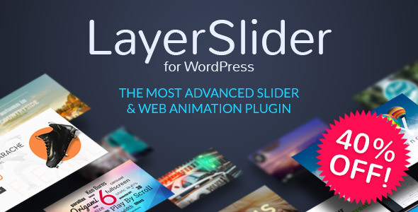 LayerSlider v6.9.1 - Responsive WordPress Slider Plugin