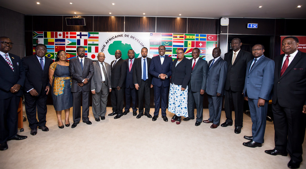 Regional Governor's Meeting -East Africa